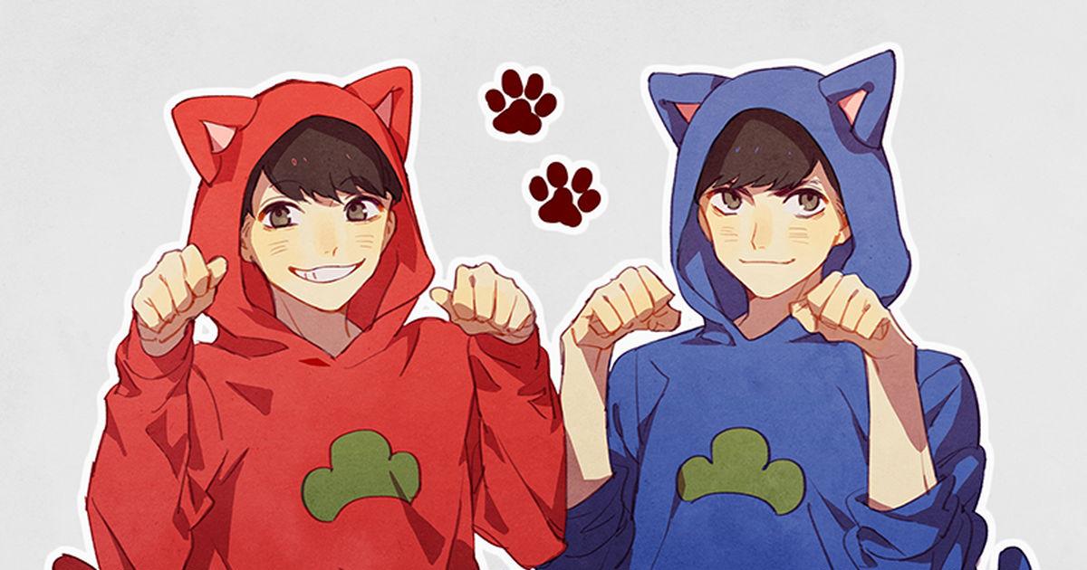 Casual & Cute♡ Boys in Hoodies