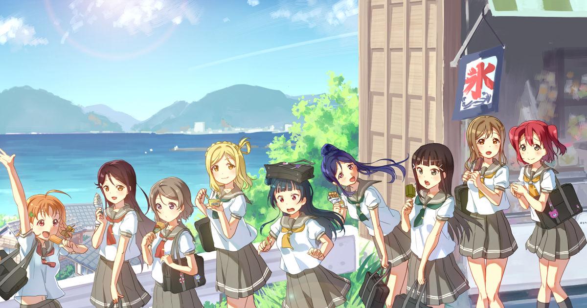 Love Live! Sunshine! Fanarts♡