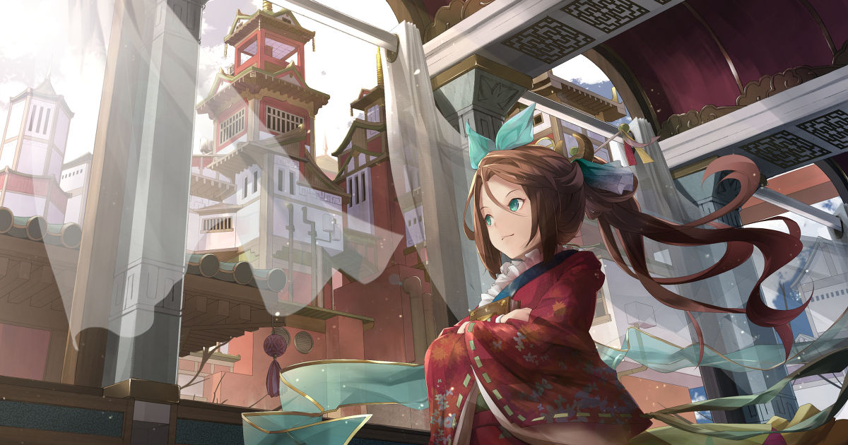Tales from the East! Oriental Fantasy