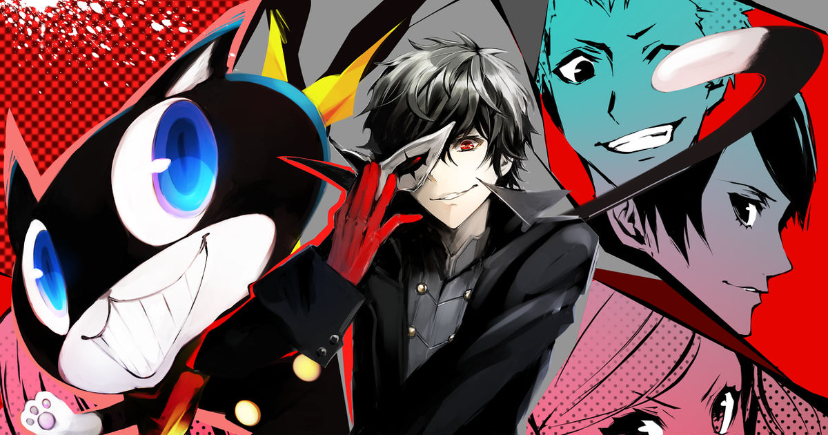 Persona 5 Fan Art Collection!