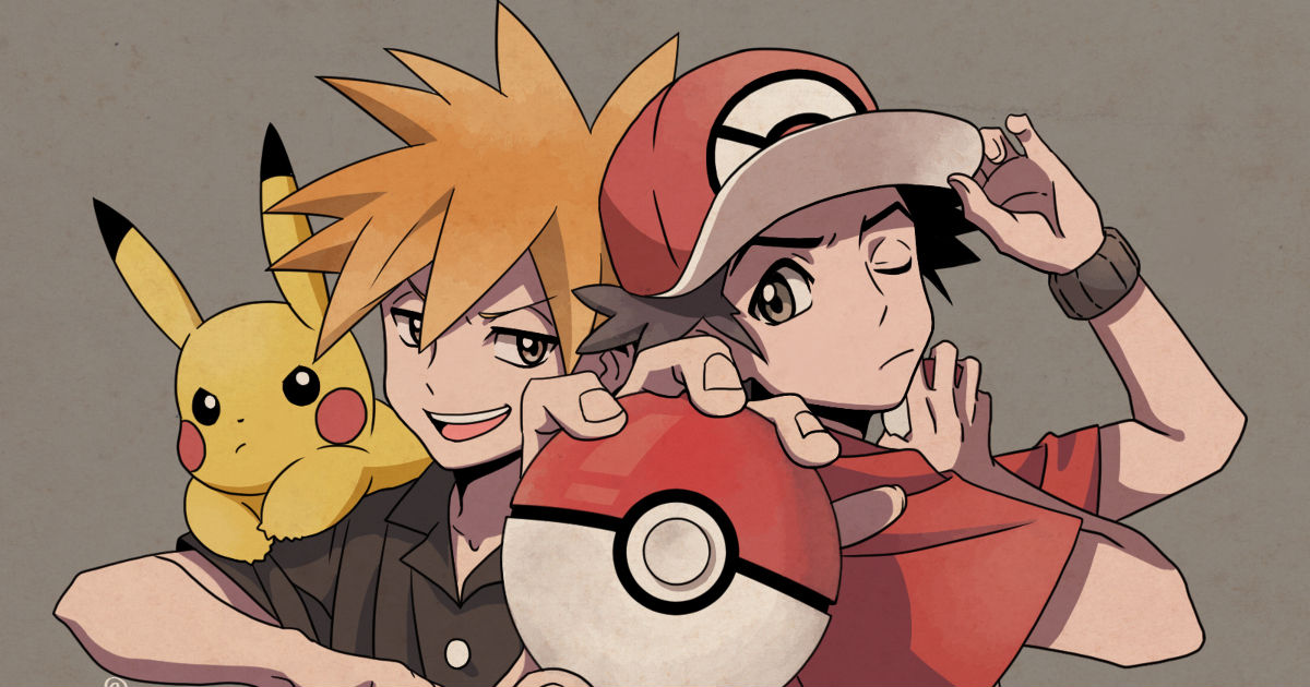 Red & Green: Latest Entry in Pokemon Series is Exploding!