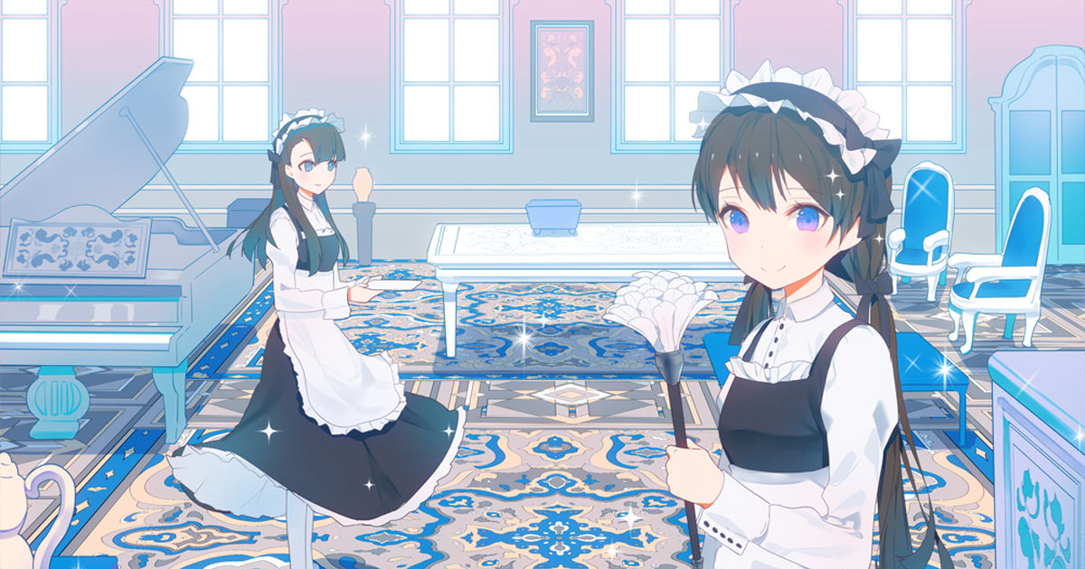 We will serve you ♡ Classical Maids!
