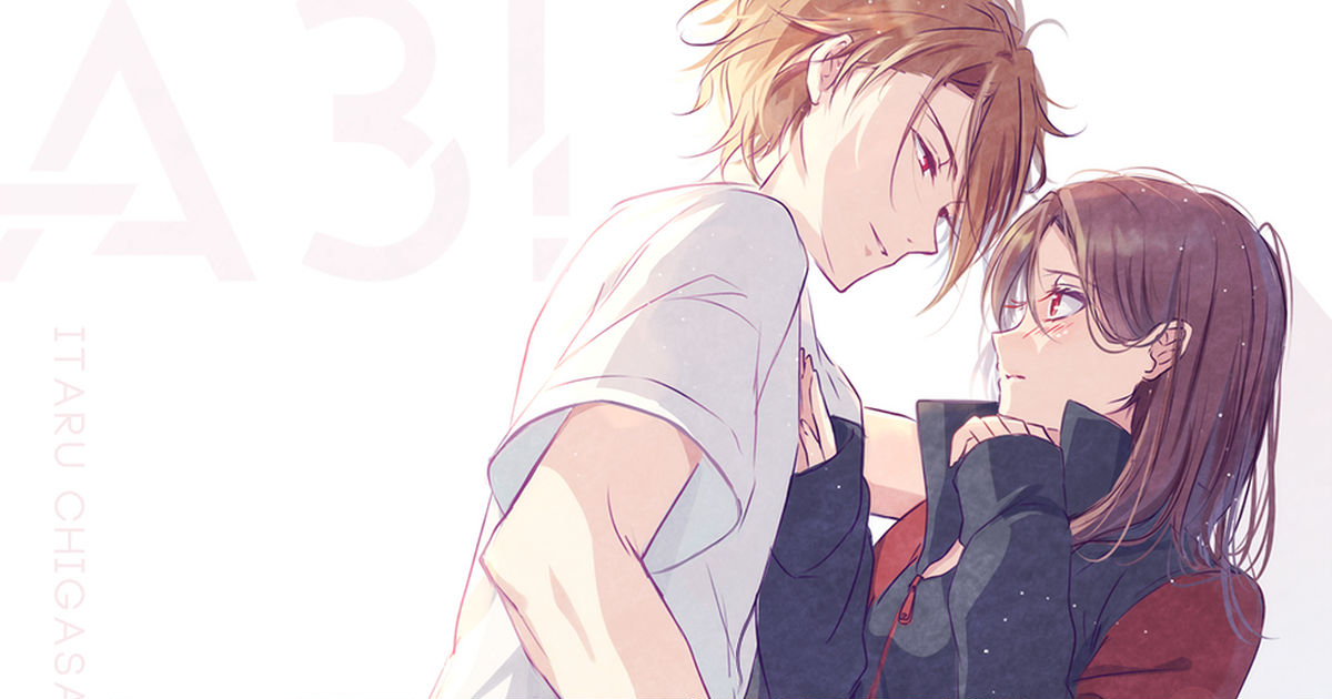 The king of romantic scenes♡ Kabe-don Drawings