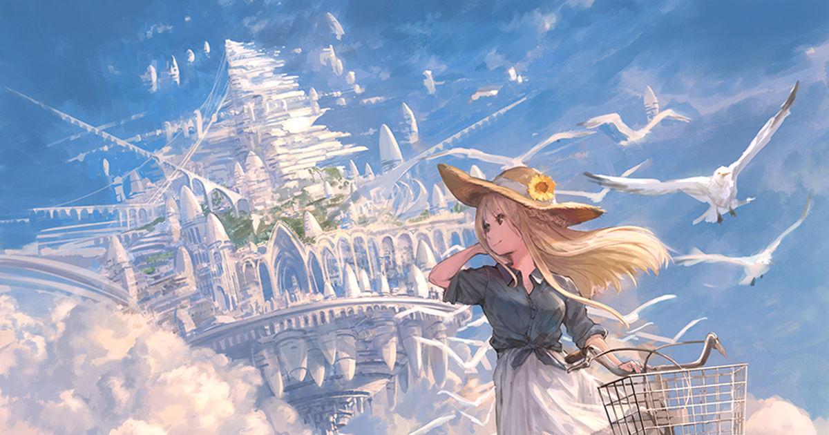 "The magical moment in 'ugoira'! Fascinating ""Behind the scenes"" of Yo-Kiyomizu's Art"