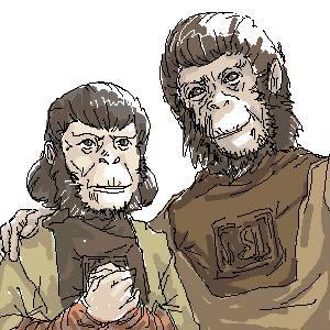 猿の惑星 さるのわくせいとはピクシブ百科事典