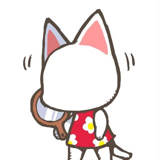 あつ 森 見知らぬ 猫