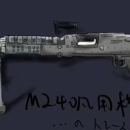 M240 えむつーはんどれっどふぉーてぃー とは ピクシブ百科事典