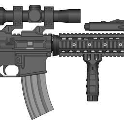 M16a4 えむいちろくえーふぉー とは ピクシブ百科事典