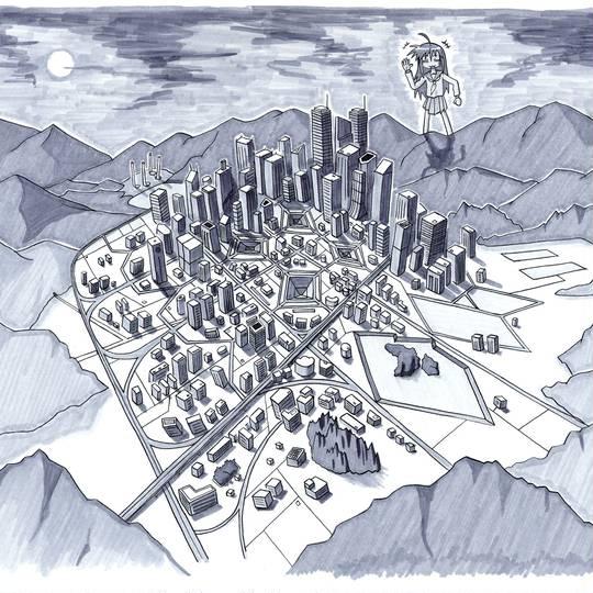 第3新東京市 (だいさんしんとうきょうし)とは【ピクシブ百科事典】