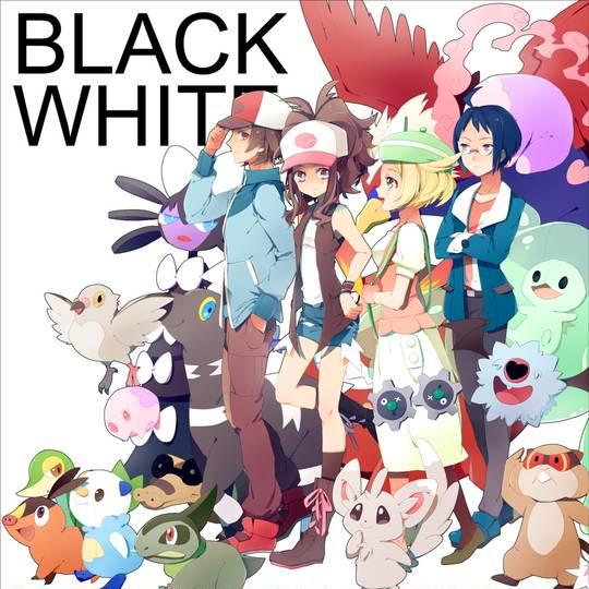 ブラック 違い ポケモン ホワイト
