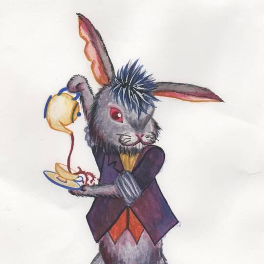三月ウサギ (さんがつうさぎ)とは【ピクシブ百科事典】
