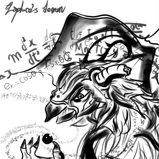 ラプラス の 悪魔 ラプラスの悪魔とは - コトバンク