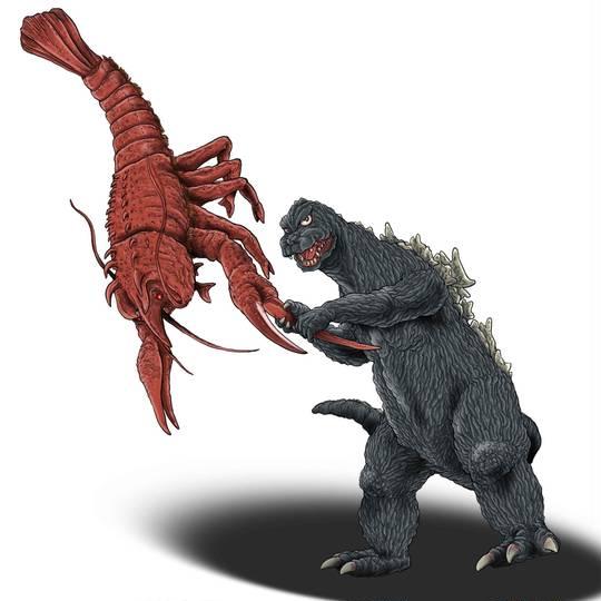 南海の大決闘 (なんかいのだいけっとう)とは【ピクシブ百科事典】