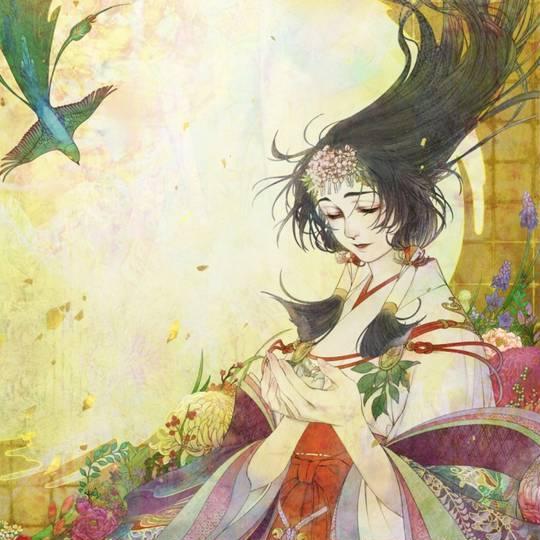 サクヤ姫 鬼灯