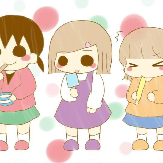 三 うち 姉妹 の