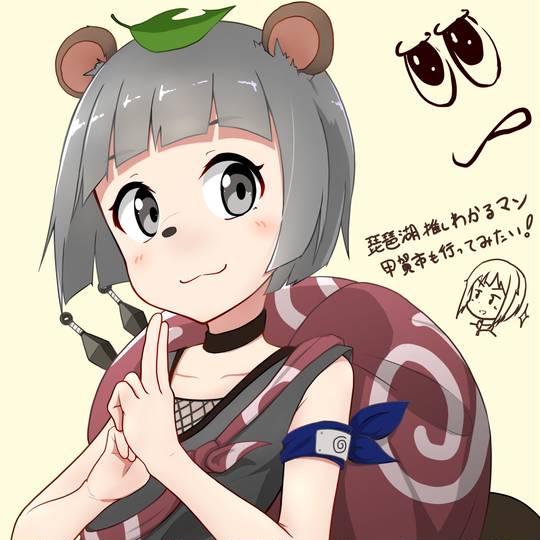 甲賀流忍者!ぽんぽこ (こうがりゅうにんじゃぽんぽこ)とは【ピクシブ ...