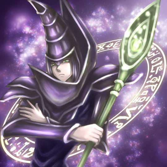 ブラック マジシャン エルダー