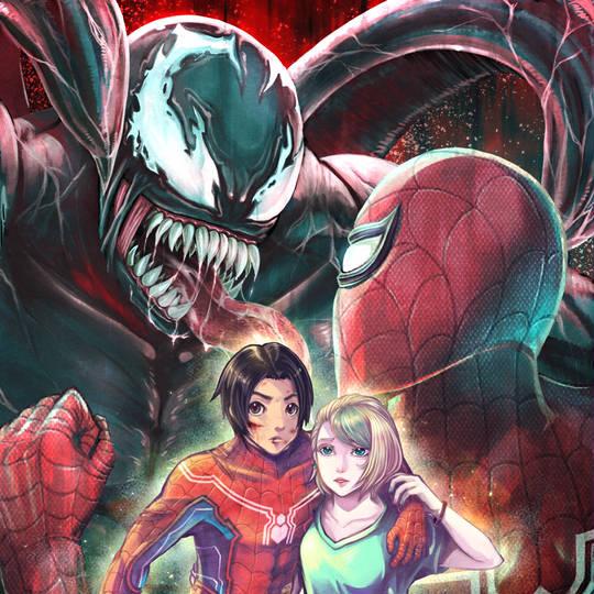 スパイダーマン 偽り の 赤