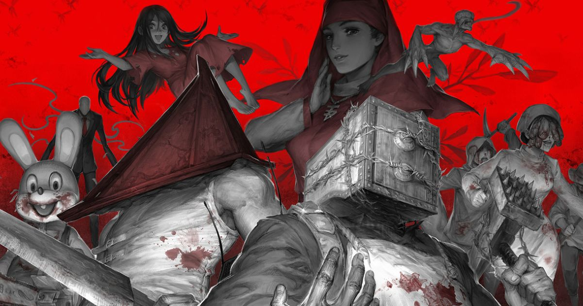 Drawings of Horror Games - (NSFW) - You Might Just Shiver in Fear...