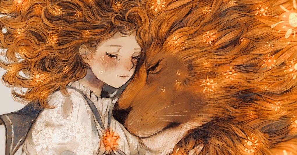 ライオンと人のイラスト特集 百獣の王 Pixivision