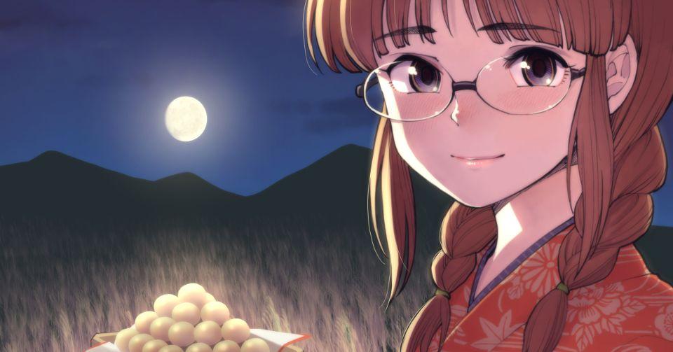 Drawings of Moon Gazing - Illuminate the night sky.