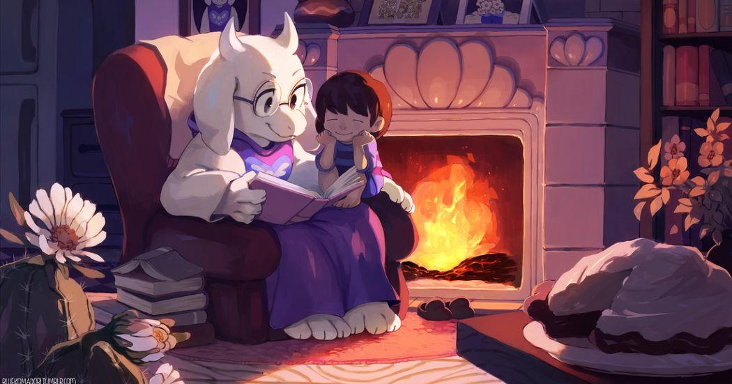 Engulfed in the warmth of the fire. Fireplace Illustrations