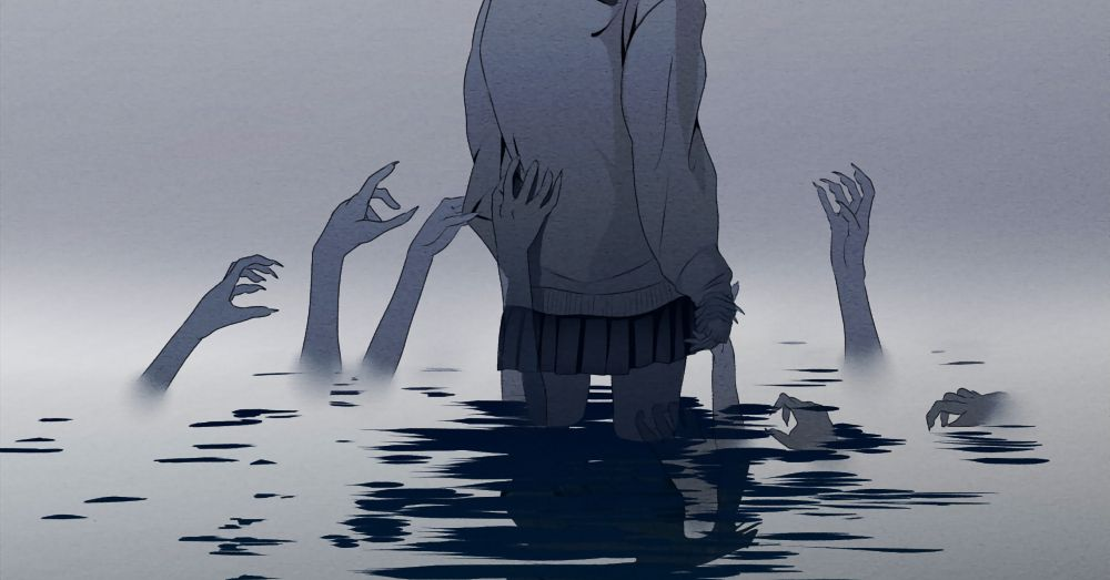 Browse with caution! So scary you might want to scroll right through! Illustrations of Ghosts