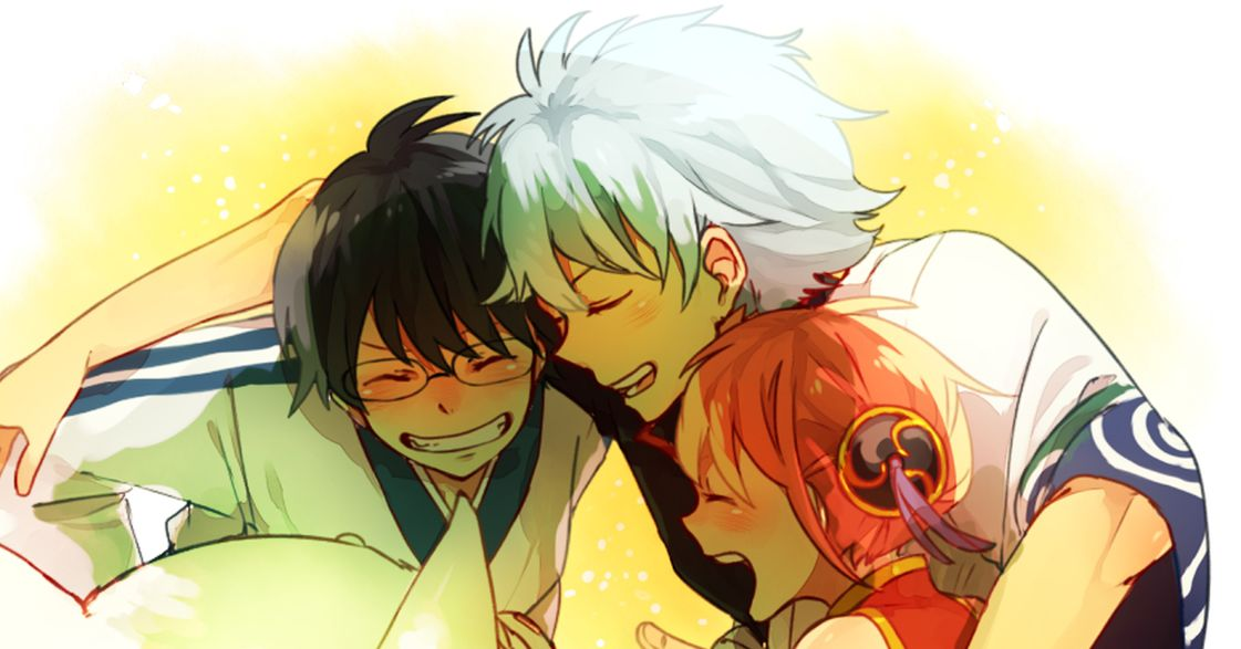Fan-art to Celebrate the Final Chapter of Gintama - This is it! The End! For real!