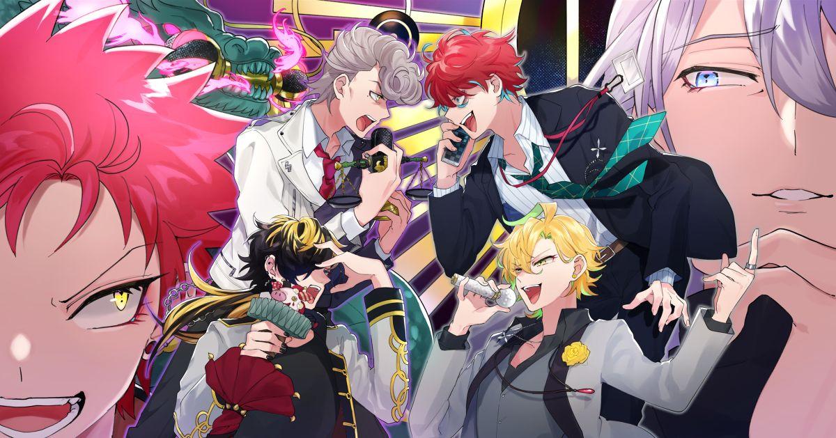 Fan Art from Hypnosis Mic: 2nd Division Rap Battle [Nagoya vs Shinjuku] - Family VS Fate!