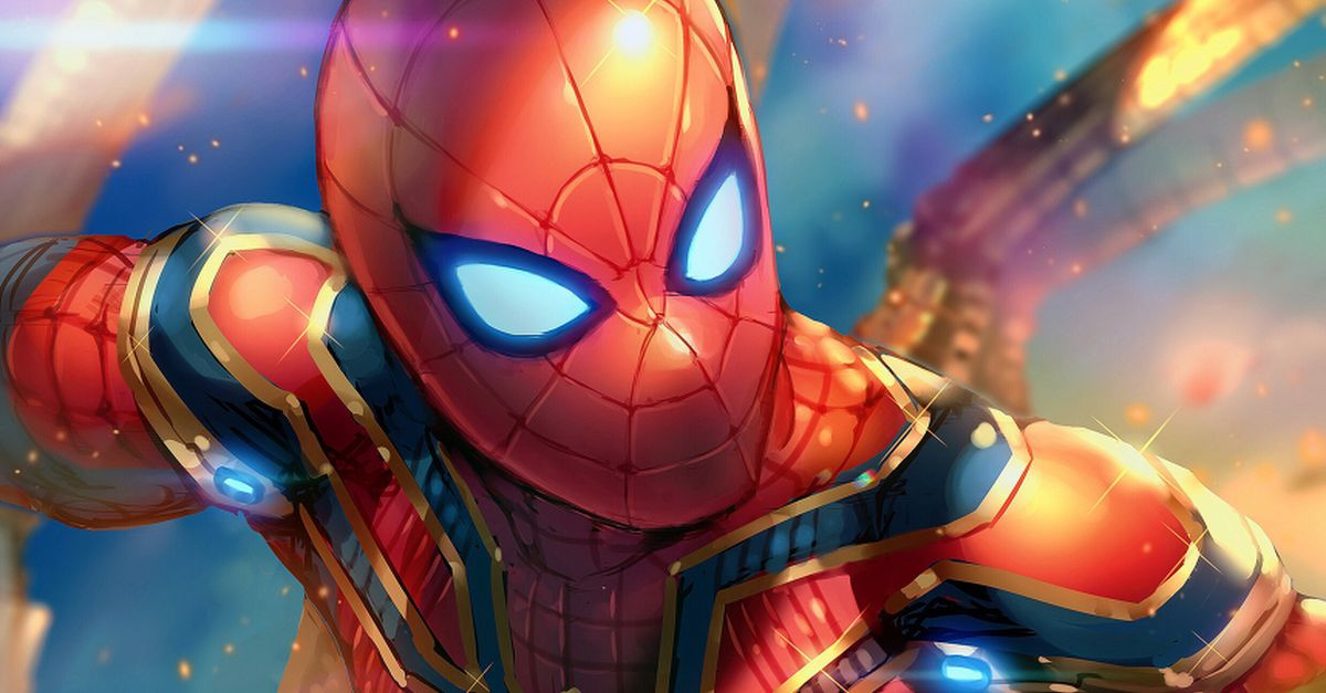 Drawings from Spider-Man - Peek into the Multiverse
