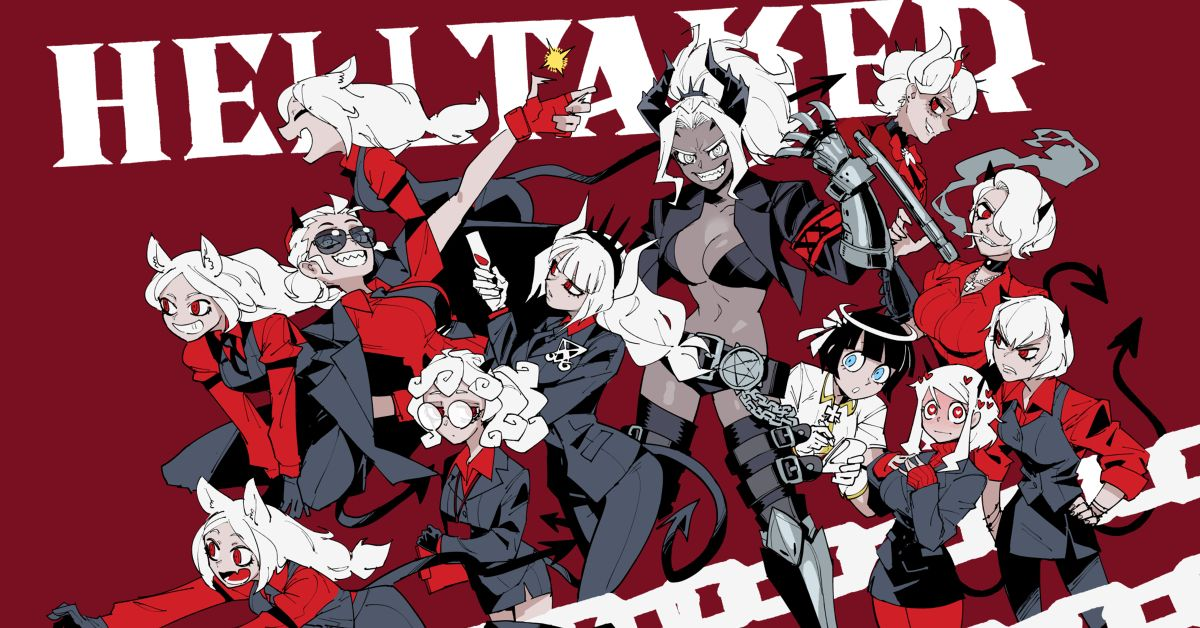 Fanart of Helltaker - You've Got to Check This Out! The New Hit Game on Steam