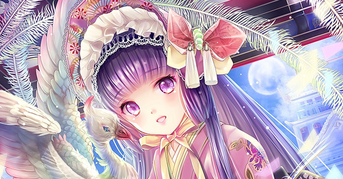Drawings of Wa Lolita - The Fusion of Kimono and Lolita! ♡
