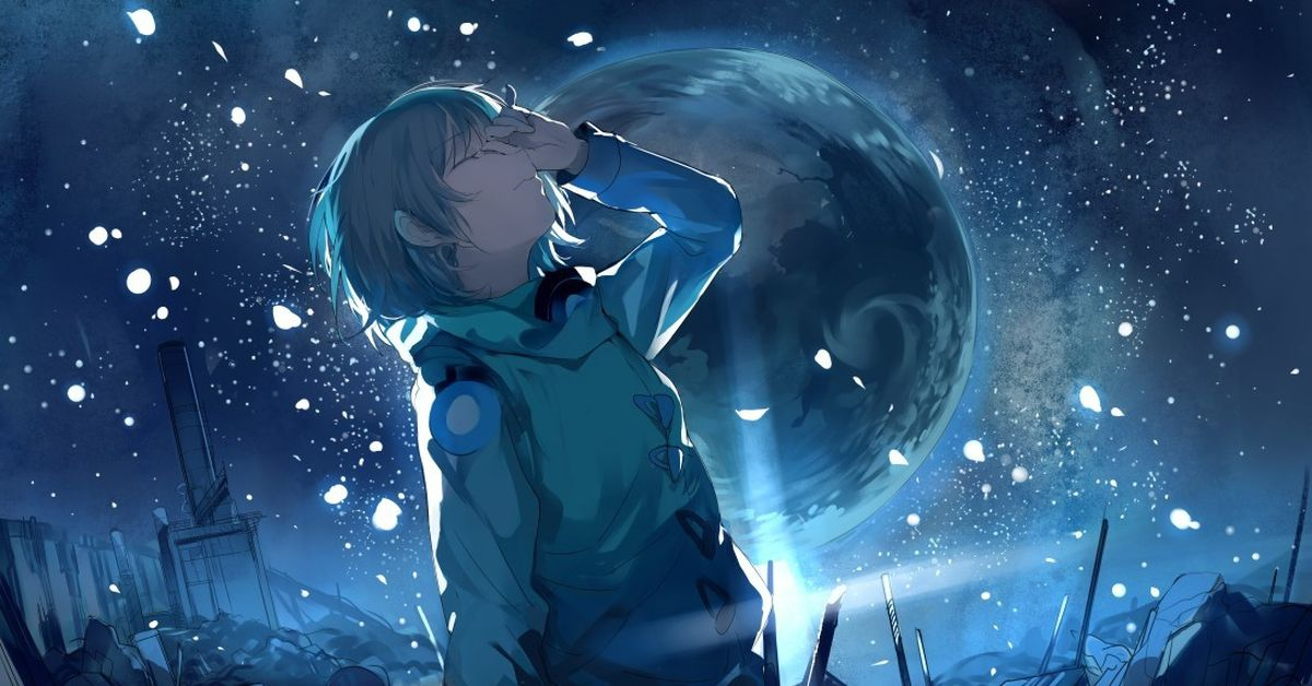 Drawings of the Moon - Love, Magic, & Glowing Light