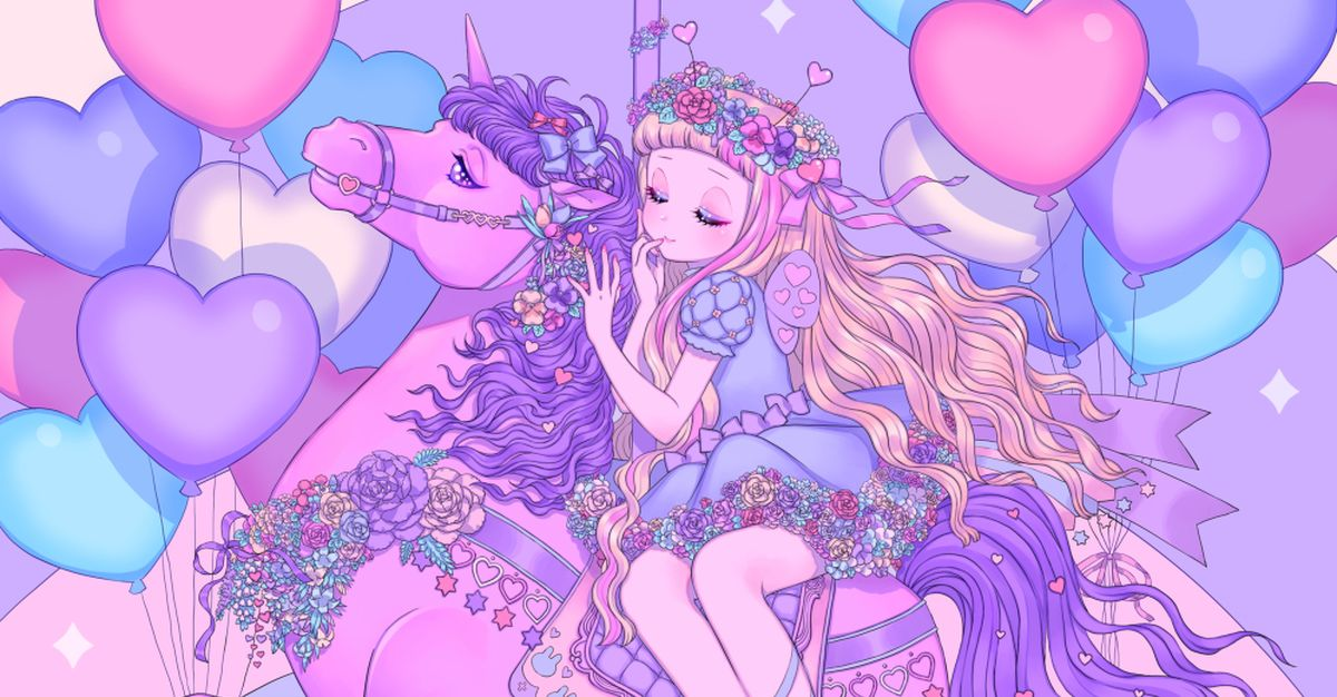 """Drawings of """"Cute Dream"""" - In Love With Dreamy♡"""