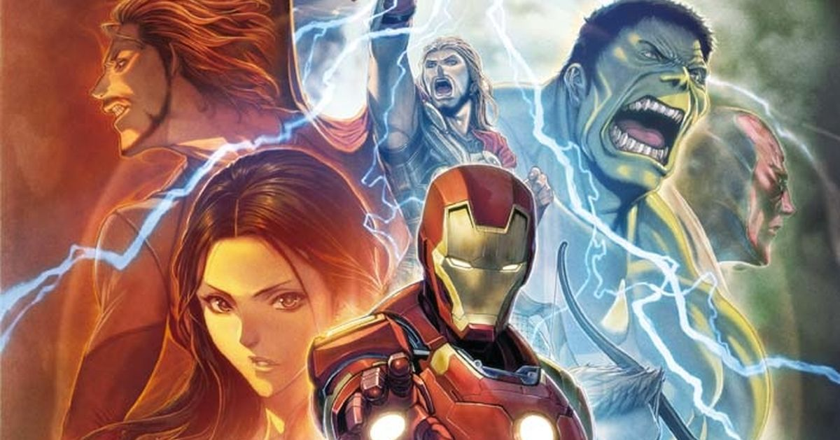 Drawings of Avengers: Endgame - The world's eagerly-awaited newest work is here!