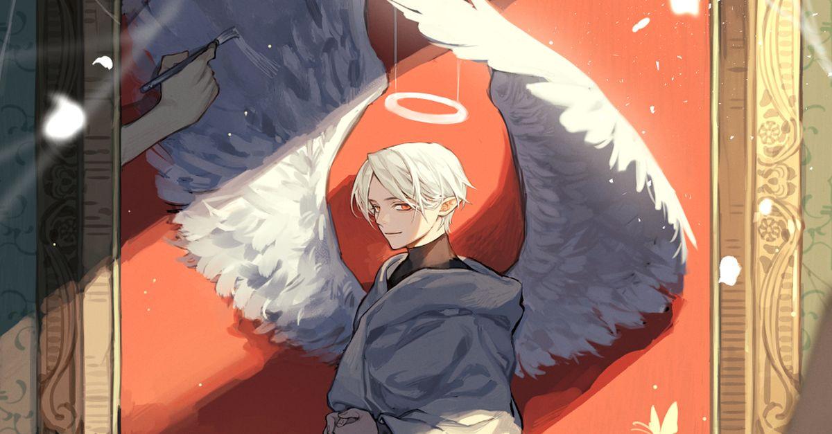 Drawings of Angels - Pure Beings