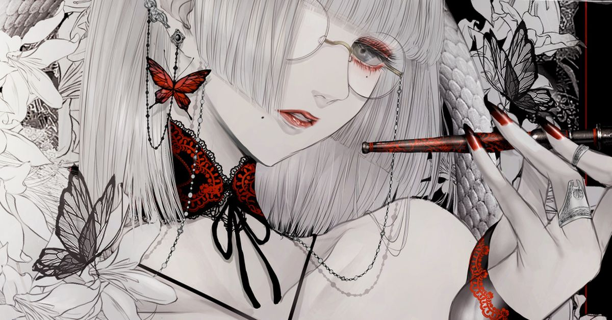 Drawings of Chokers - A Lovely Adornment