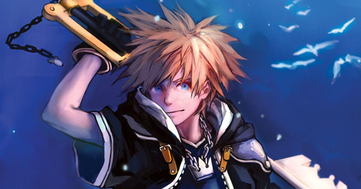 Drawings of Kingdom Hearts III Characters - The eagerly awaited work is here!