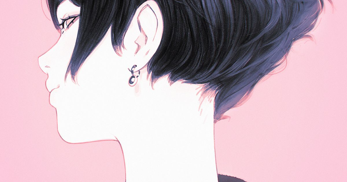 Drawings of Beautiful Napes - Falling in love with your neck♡