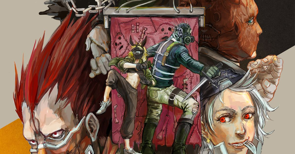 """Dorohedoro"" Fan Art - A Melting Pot of Different Styles!"