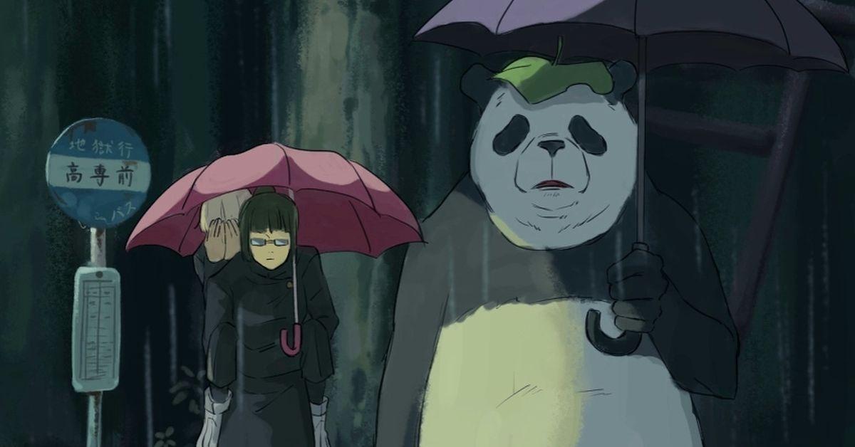 Drawings of Studio Ghibli Parodies - Reinventing Iconic Scenes