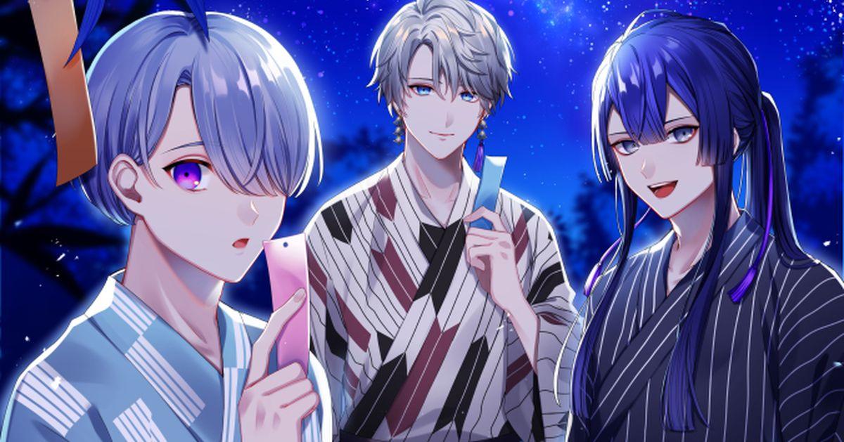 Drawings of Boys Wearing Yukata - A Traditional Summer Look