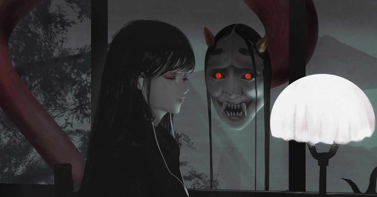 Horror-Themed Drawings - NSFW - Makes Scrolling Terrifying