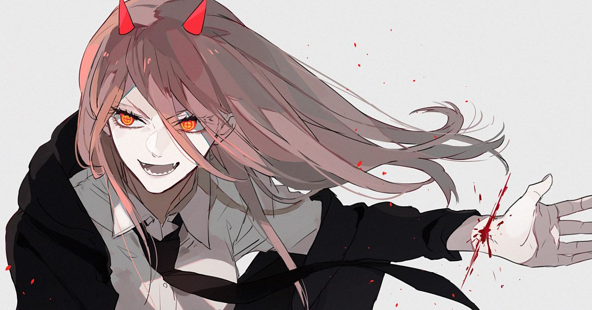 Drawings of Girls with Sharp Teeth - Ferociously Adorable!