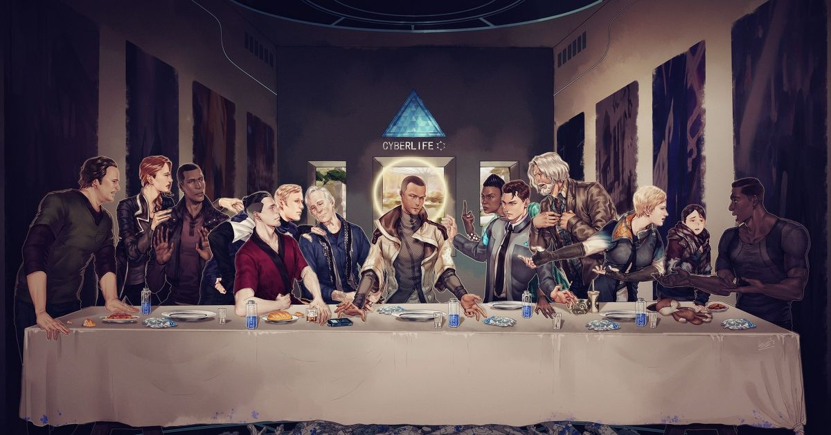 "Parodies of ""The Last Supper"" - The Spitting Image of an Eternal Masterpiece!?"