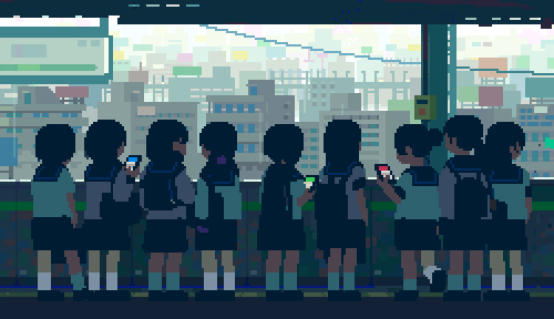 How To Create Pixel Art GIFs? An Interview With Illustrator